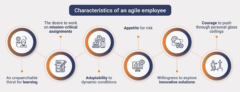 Essential Capabilities for Agile Organizations