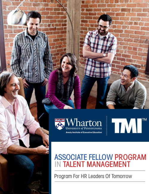TMI association follow program in talent management